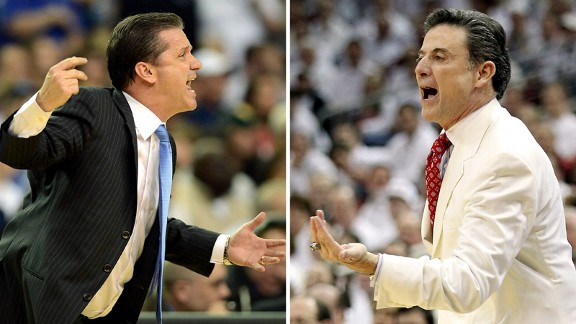 calipari pitino