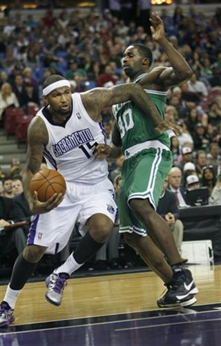 demarcus cousins boston