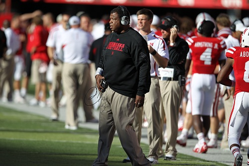 Former NFL Player, Nebraska Coach Now at Kentucky. Photo Credit: Nebraska Football