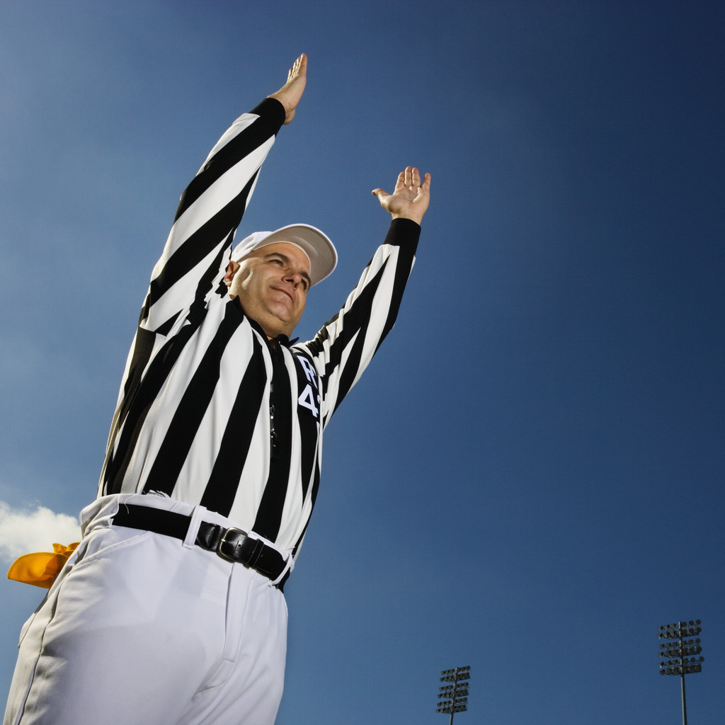Referee Signaling Score