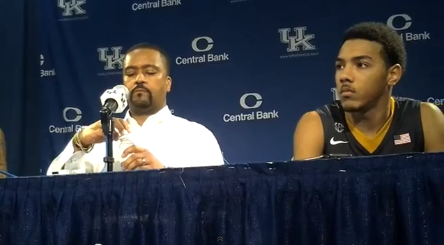 frank haith post-kentucky