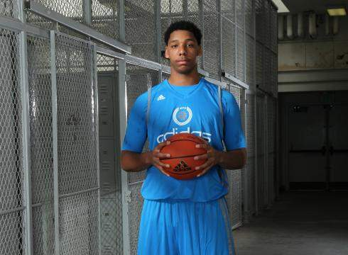 Jahlil Okafor is #1 in 2014.