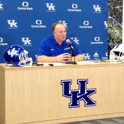 mark stoops recruiting