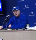 mark stoops first spring practice