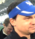 neal brown practice presser