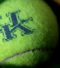 The University of Kentucky men&#039;s tennis team hosted Murray State at the Hilary J. Boone Tennis Complex in Lexington, Ky., on Wednesday, March 2, 2011.Photo by Chet White
