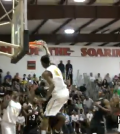 andrew wiggins poster dunk