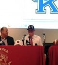 drew barker picks kentucky