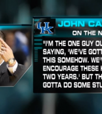 john calipari one and done rule