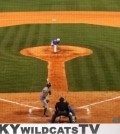 kentucky baseball vs wright state