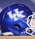 kentucky football helmet