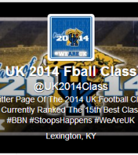 uk 2014 recruiting class